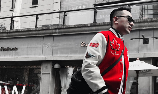Flossy and Jim Partners with Jacky Wong