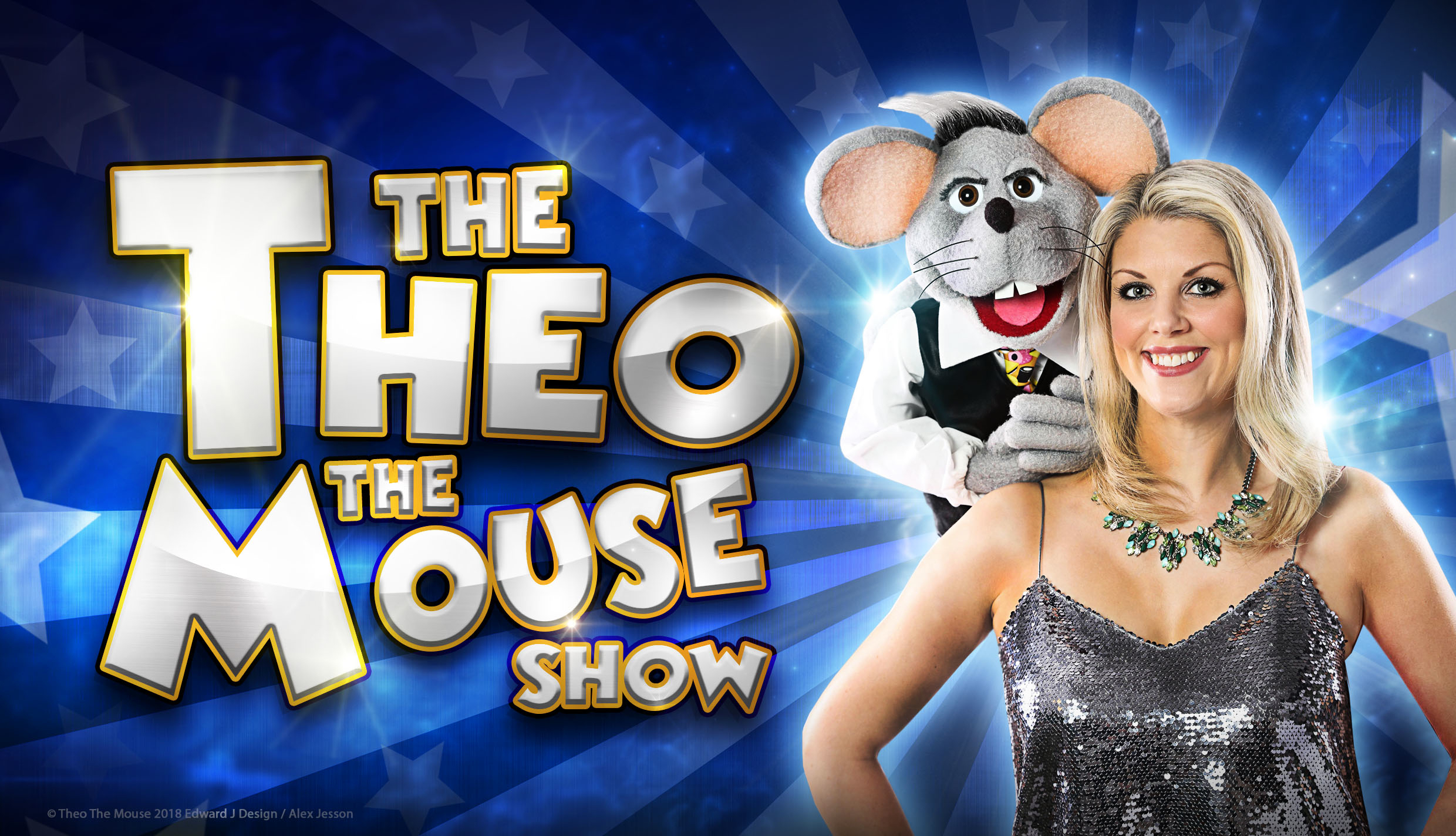 Edutainment Licensing Named Distribution Partner for 'The Theo the Mouse Show