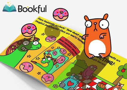 Flossy & Jim partner with Bookful for Horace & Co
