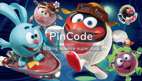 Edutainment Licensing appointed as distribution partner for FUN Union's PINCODE