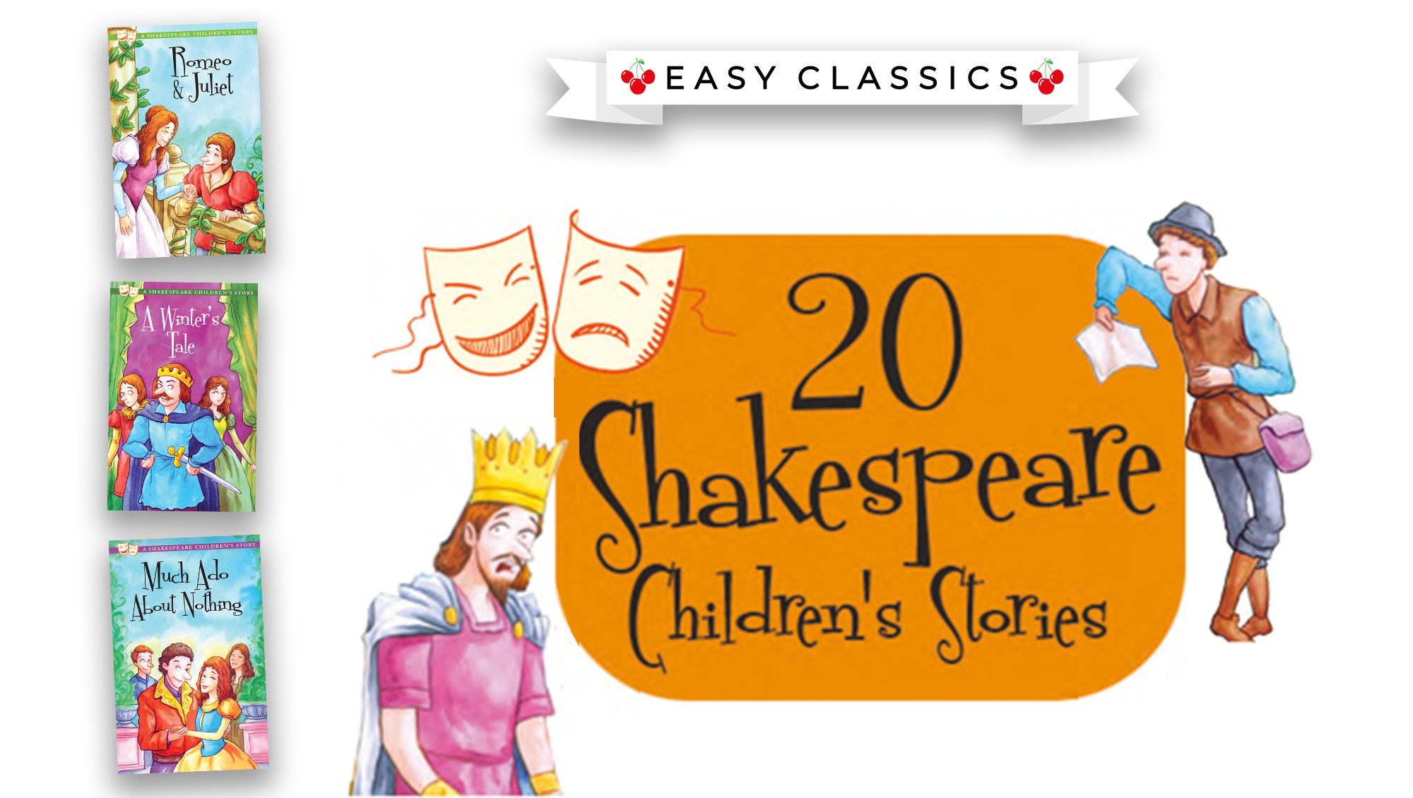Shakespeare Children's Stories