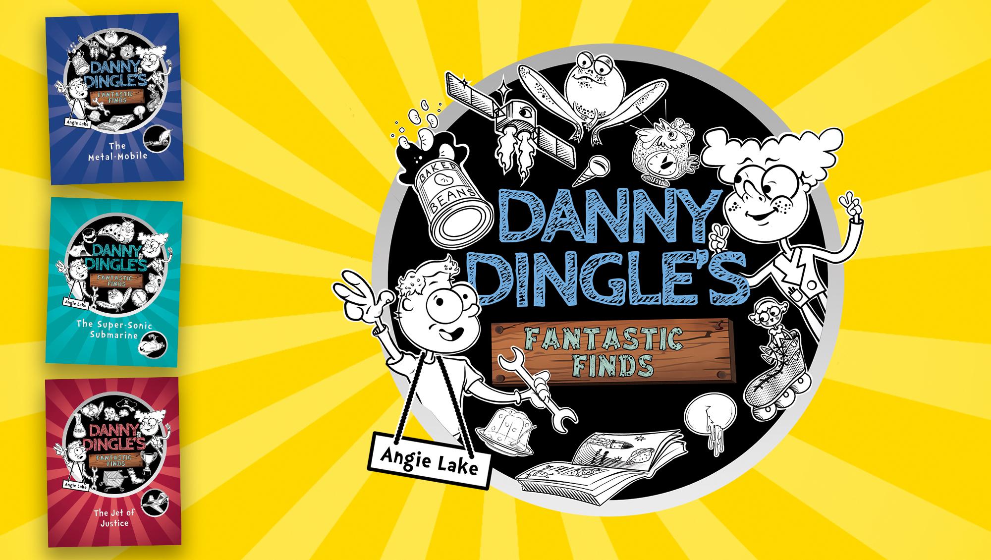 Danny Dingle'sFantastic Finds