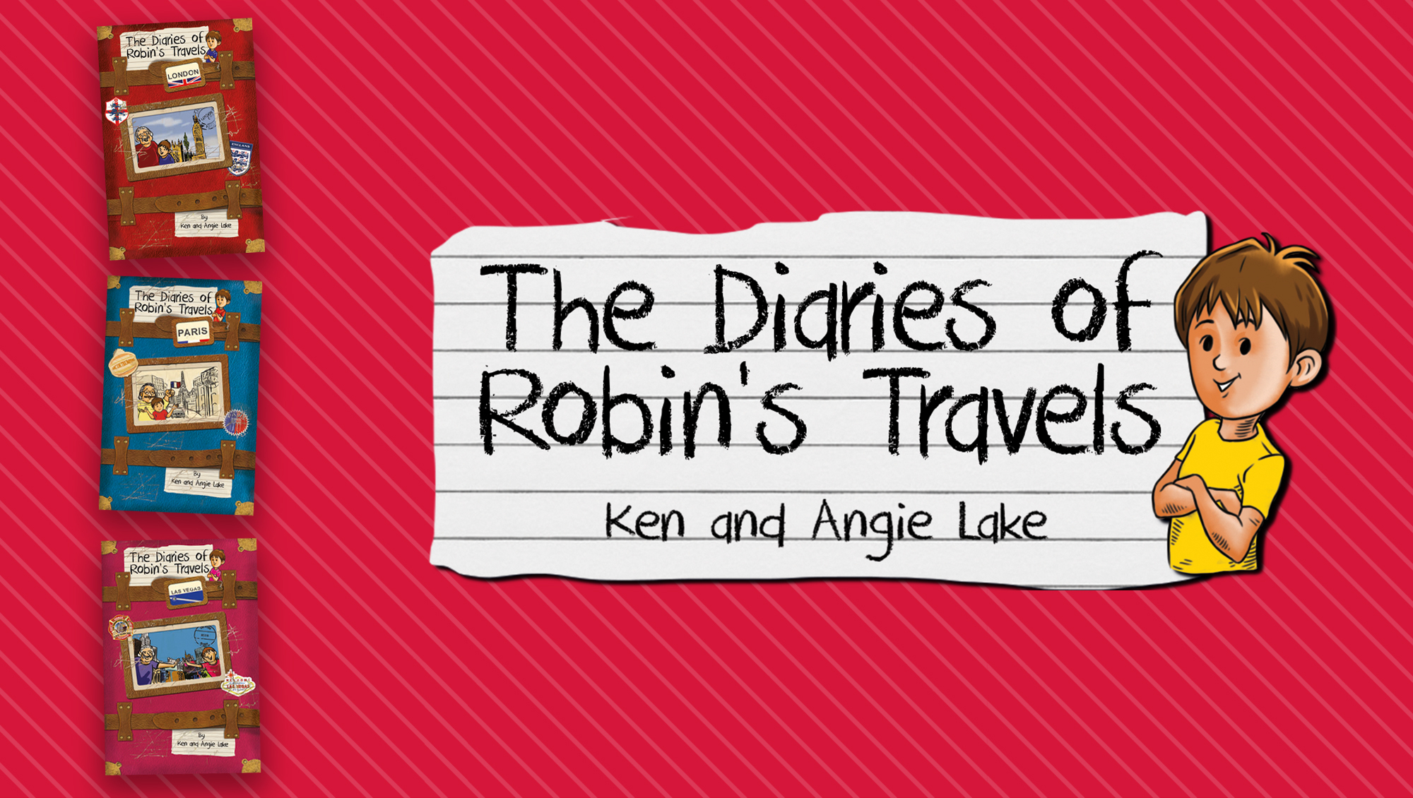 The Diaries of Robin's Travels