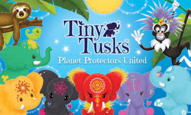 Welcome to the world of Tiny Tusks