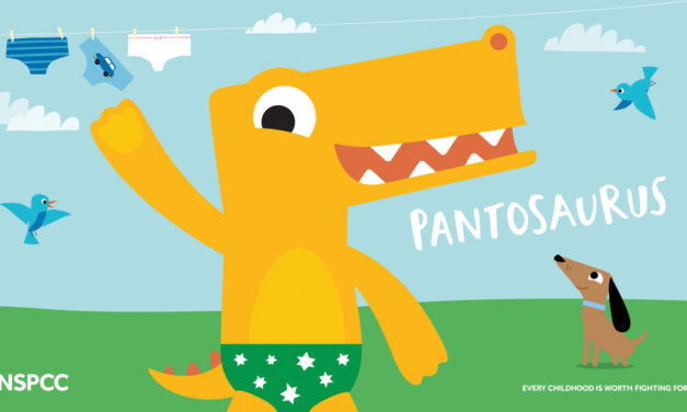 NSPCC's Pantosaurus to launch at the Festival of Licensing