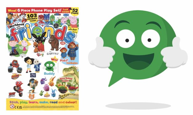Redan Publishing partners with the NSPCC for Buddy and Pantosaurus Promotion