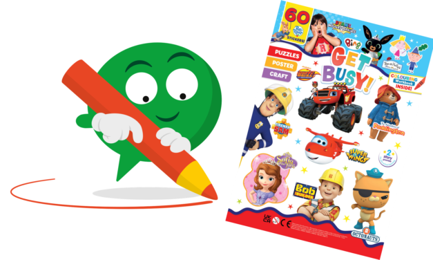 Kennedy Publishing partners with the NSPCC for Buddy Promotion