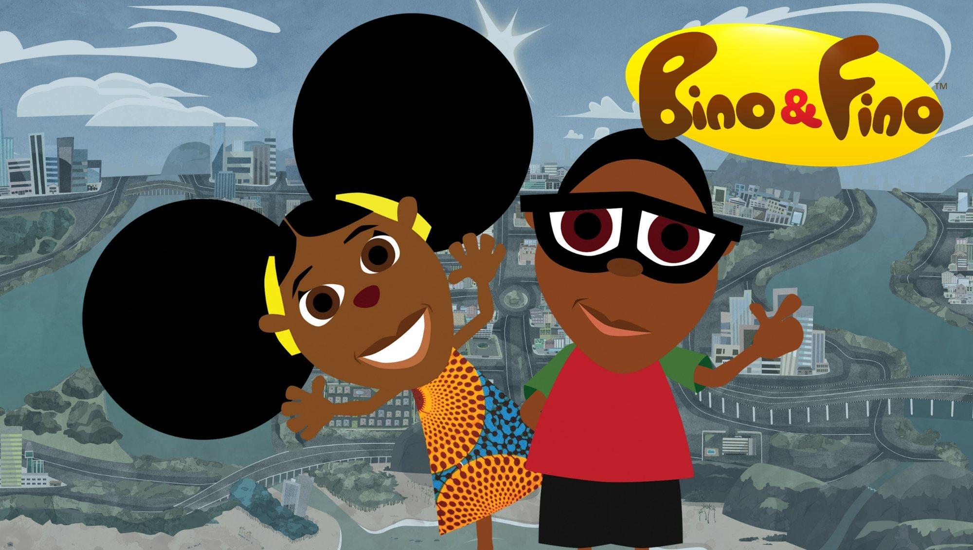 Bino & Fino to launch on London Live!