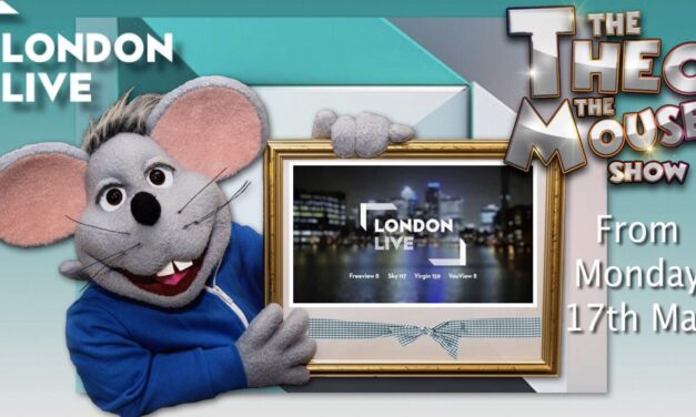 Theo The Mouse Education Show to launch on London Live!