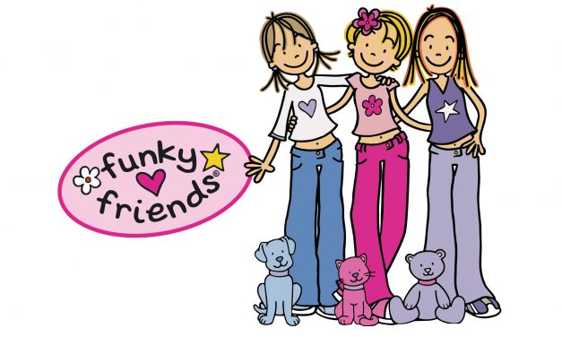 Launched in 1996 the original Funky Friends is Back!