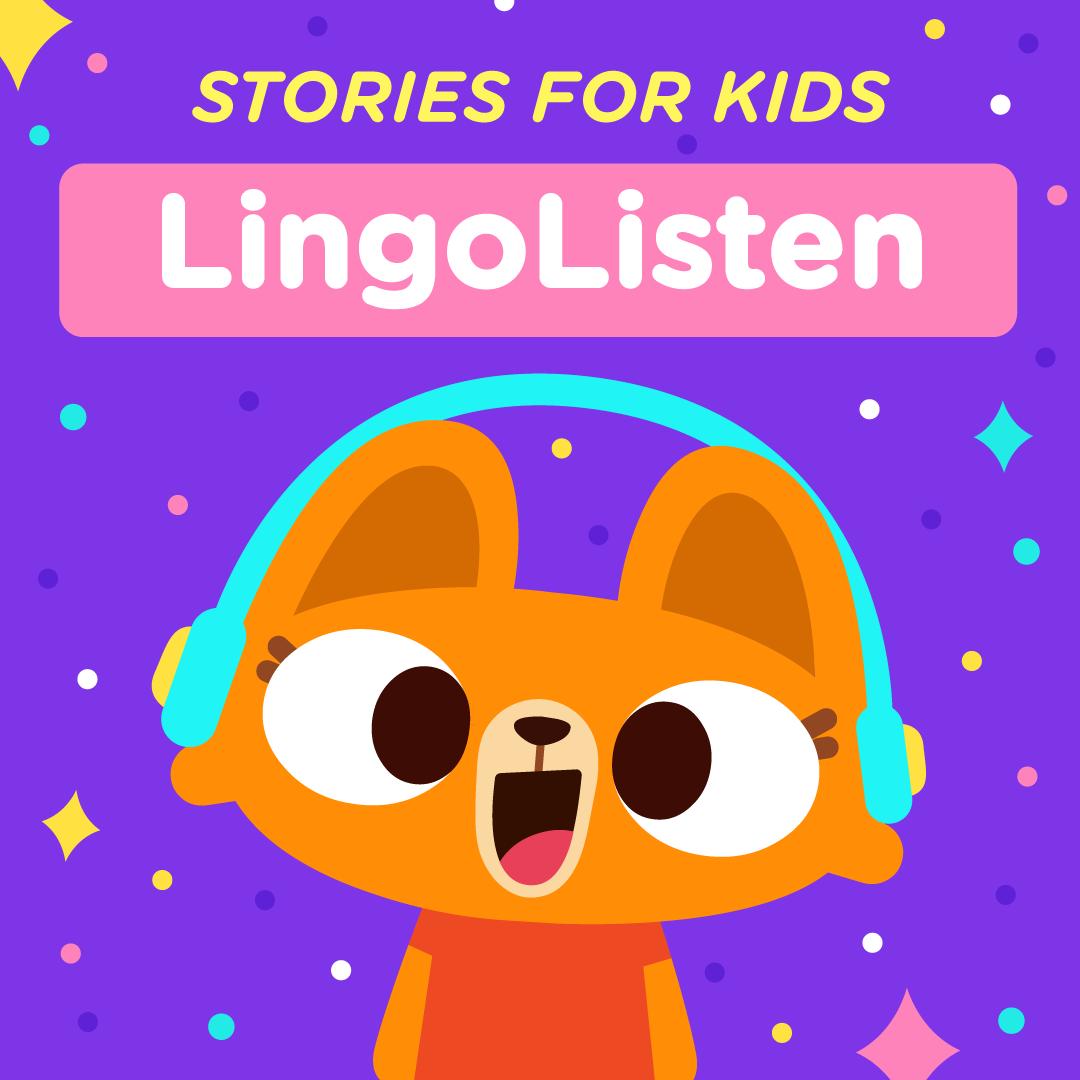 Lingolisten from Lingokids