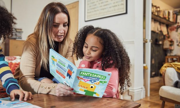 The NSPCC's Pantosaurus and the Power of PANTS audio book