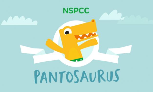 Pantosaurus and his PANTS song
