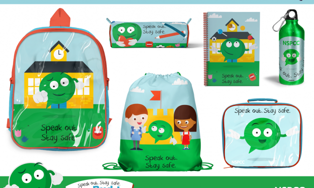 The NSPCC partners with Imagine8 for Pantosaurus and Buddy merchandise